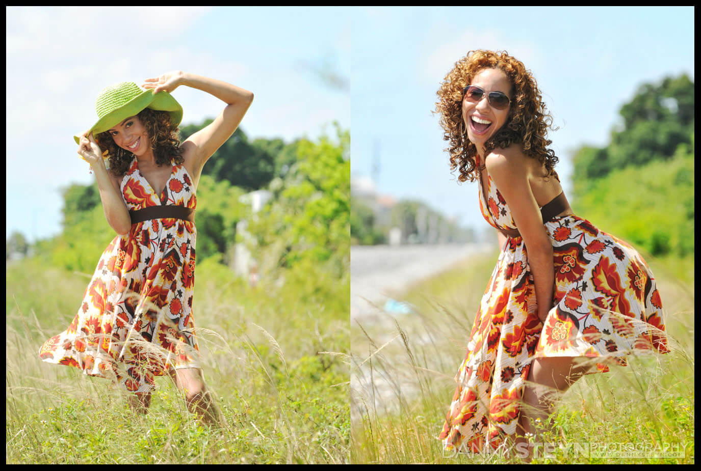 model portfolio photographer fort lauderdale
