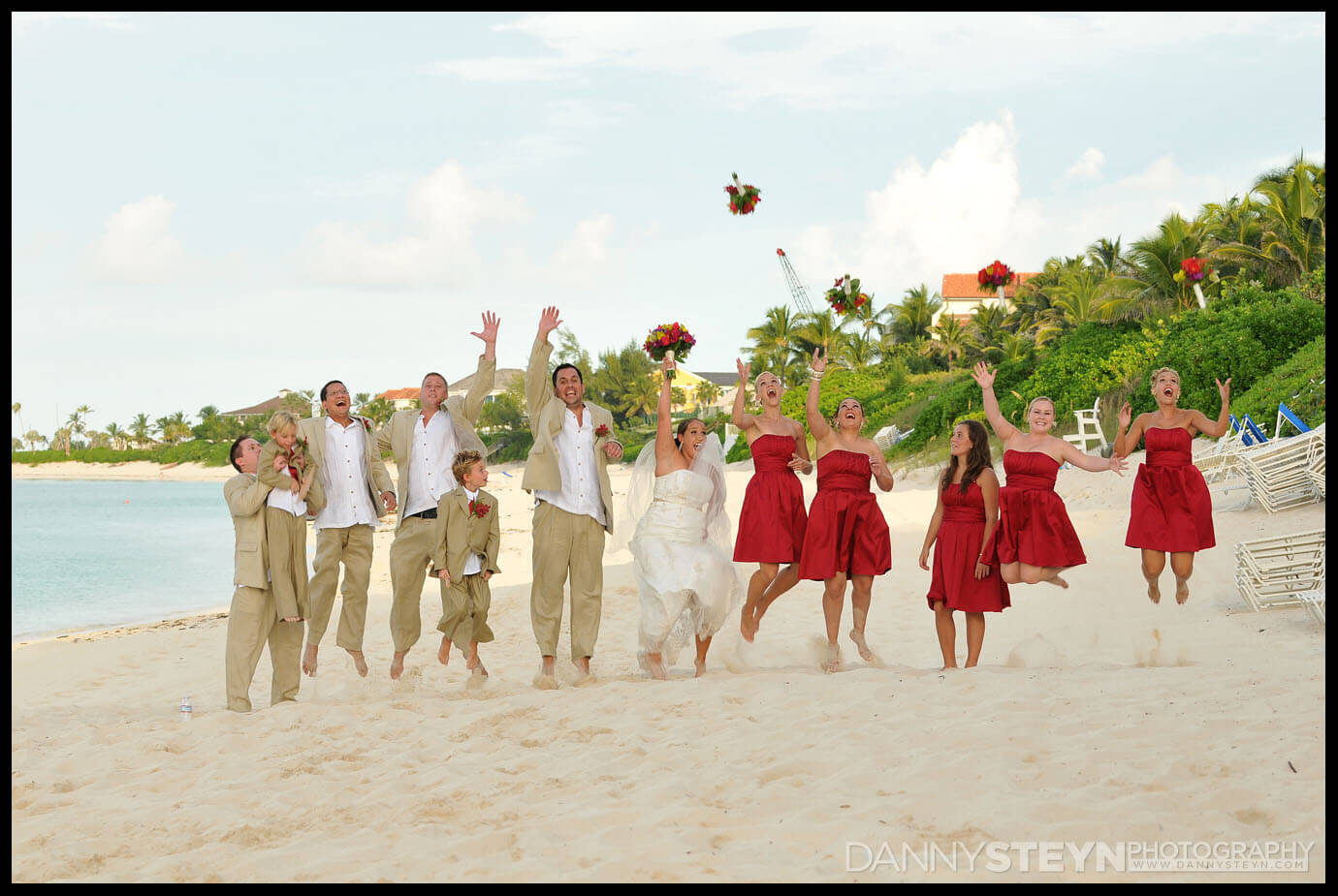 One And Only Club Bahamas Wedding Photography