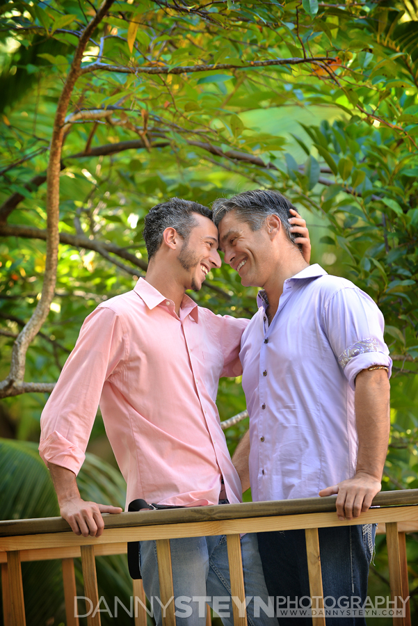 Same sex engagement photography fort lauderdale